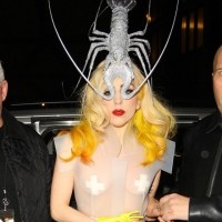 Lady Gaga: Lobster Face
