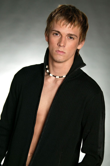 Aaron Carter is a Dancing With The Stars contestant