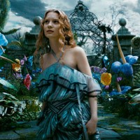 Newest Alice In Wonderland trailer!