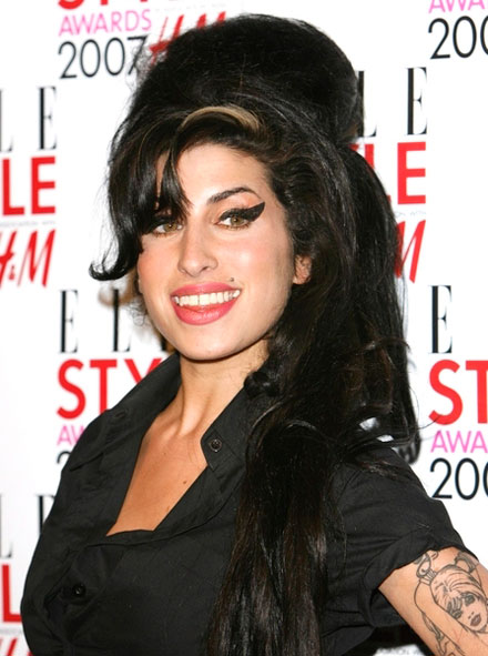 Amy Winehouse is happy and healthy