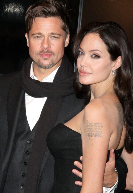 Angelina Jolie ad Brad Pitt to star together in &#039;Queen of the Nile, Cleopatra: A Life&#039;