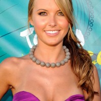 Audrina Patridge leaves The Hills