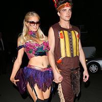 Best Celebrity Halloween Costumes 2012