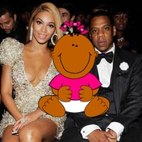 Beyonce and Jay-Z Welcomed a Baby Girl Named Blue Ivy Carter!