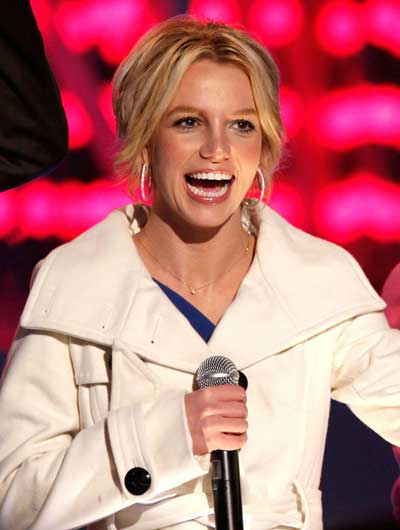 Britney Spears tops Top 10 searches for 2008