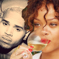 Rihanna Has Become Alcoholic, Chris Brown Concerned