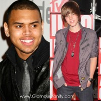&#8216;No Air&#8217; battle &#8211; Chris Brown vs. Justin Bieber