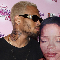 Is That Rihanna on Your Neck, Chris Brown?