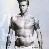 David Beckham Boasts of His Bulge Again