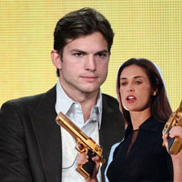 Ashton Kutcher And Demi Moore: Bitter Divorce Battle Started!