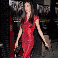 Demi Moore&#8217;s Horrifying Leanness