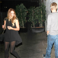 New Couple: Lauren Conrad and Derek Hough