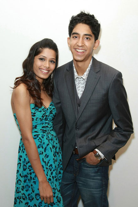 Dev PAtel and Freida pinto are dating