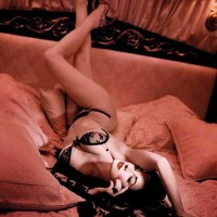 Dita launches Wonderbra by Dita Von Teese