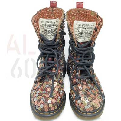 Doc MArtens by Levi Strauss