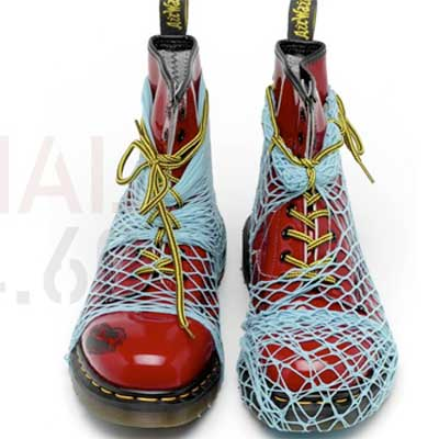 New Doc Martens design by Vivienne Westwood