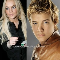 New couple alert: Lindsay Lohan &#038; Ed Speleers