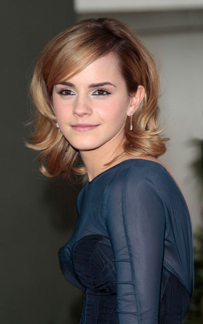 Emma Watson at The Tale of Despereaux premiere in LA