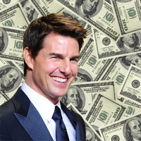 Tom Cruise Tops 2012 Forbes List Of Highest-Paid Actors
