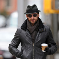 Hugh Jackman Opens His Own Coffee Shop