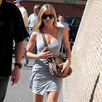 From Around The Web: Jennifer Aniston Showed Off Nipples in Vatican!