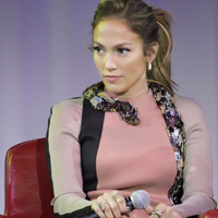 Jennifer Lopez Announces her Tour in a Weird Snake'd Lanvin: Hot or Not?