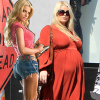 Jessica Simpson Wants to Get Back Daisy Duke Body!