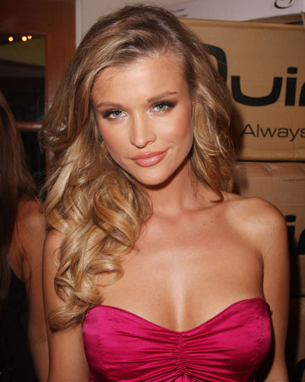 Joanna Krupa is a Dancing With The Stars contestant