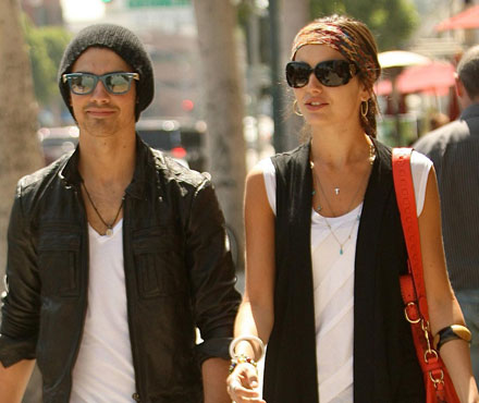 Joe Jonas and Camilla Belle move in together