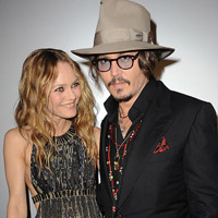 It's Officially: Johnny Depp and Vanessa Paradis Split Up