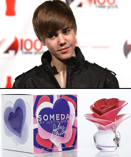Justin Bieber &#039;Someday&#039; perfume TV commercial
