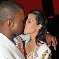 Kanye West To Propose To Kim Kardashian When Her Divorce Is Over