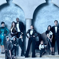 The Kardashian Christmas Card 2011: Who Died?