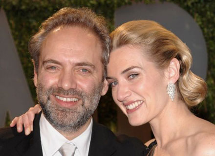 Kate Winslet and husband Sam Mendes divorce