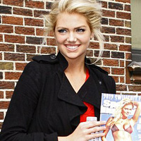 Kate Upton is Sports Illustrated Swimsuit Issue 2012 Cover Girl
