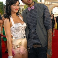 Katy Perry's boyfriend writes song over split