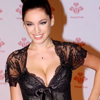 Kelly Brook for condoms, Becks for Viagra