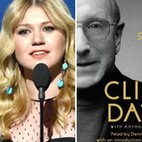 Kelly Clarkson Writes Open Letter To Clear Up 'False Information' In Clive Davis' New Memoir