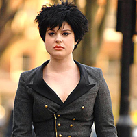 Kelly Osbourne Runs Wild