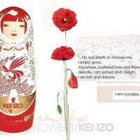 Kenzo goes Matryoshka doll crazy for perfume