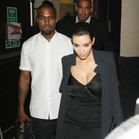 Kim Kardashian Banned Kanye West From Seeing Other Girls!