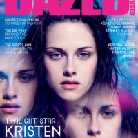 Kristen Stewart covers Dazed & Confused
