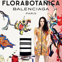 K Stew&#8217;s Florabotanica Balenciaga Print Ad: Yay or Nay?