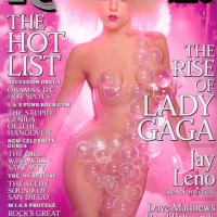 Lady GaGa is a Rolling Stone bubble babe