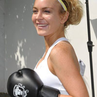 Lindsay Lohan Provoked Hotel Fight. Again.