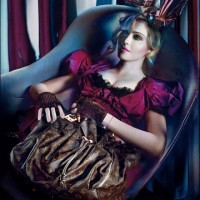 Madonna goes plastic for LV F/W 2009-10 campaign