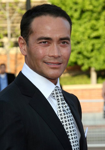 Mark Dacascos is a Dancing With The Stars contestant