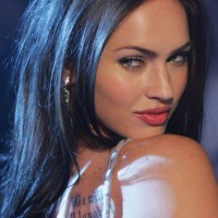 I knew that! Megan Fox is bicurious