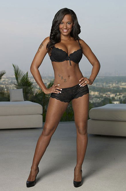 Mel B is face and bod of Ultimo lingerie ad campaign