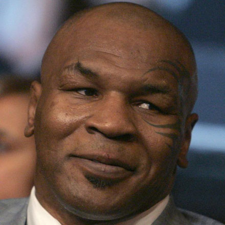 Mike Tyson got married in Las Vegas two weeks after tragic death of his 4-year-old daughter
